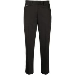 textil Mujer Pantalones chinos Calvin Klein Jeans K20K201632 Negro