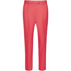 textil Mujer Pantalones fluidos Calvin Klein Jeans K20K201764 Rosado