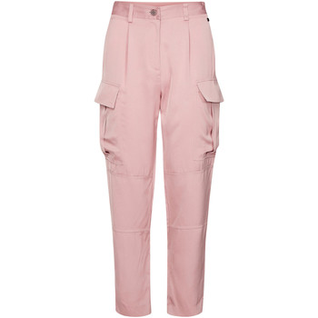textil Mujer Pantalón cargo Calvin Klein Jeans K20K201768 Rosado