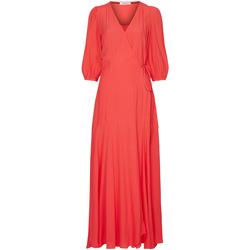 textil Mujer Vestidos largos Calvin Klein Jeans K20K201955 Rojo