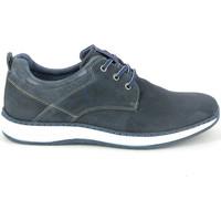 Zapatos Hombre Zapatillas bajas Grunland SC3806 Azul
