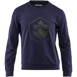textil Hombre Sudaderas Lumberjack CM60142 001 502 Azul