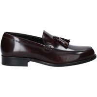 Zapatos Hombre Mocasín Rogers 651 Rojo