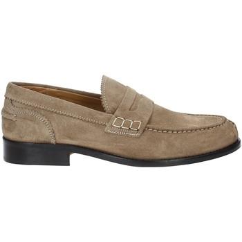 Zapatos Hombre Mocasín Rogers 652 Beige