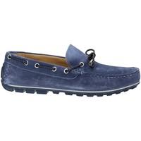 Zapatos Hombre Mocasín Rogers 700 Azul
