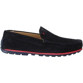 Zapatos Hombre Mocasín Rogers 701 Azul