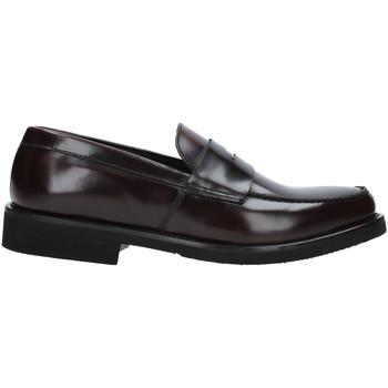 Zapatos Hombre Mocasín Rogers AZ004 Rojo
