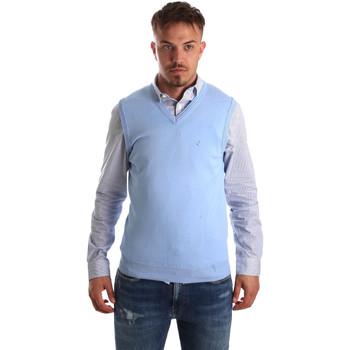 textil Hombre Chaquetas de punto Navigare NV00165 21 Azul