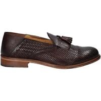 Zapatos Hombre Mocasín Exton 3105 Marrón