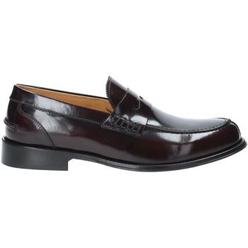 Zapatos Hombre Mocasín Exton 102 Rojo