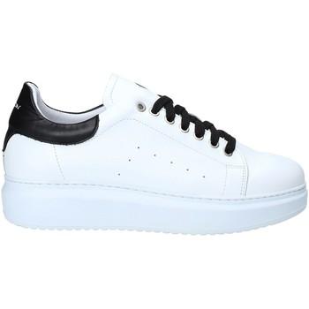 Zapatos Hombre Zapatillas bajas Exton 955 Negro