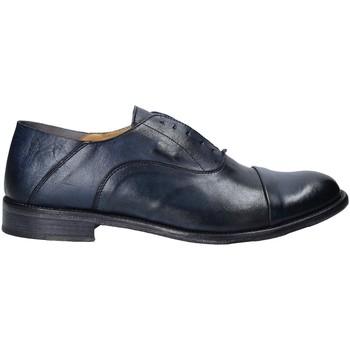 Zapatos Hombre Derbie Exton 3103 Azul