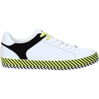 Zapatos Hombre Zapatillas bajas Byblos Blu 2MA0004 LE9999 Blanco