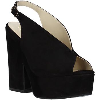 Zapatos Mujer Sandalias Grace Shoes ALBA 107 Negro
