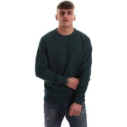 textil Hombre Sudaderas Navigare NV21009 Verde