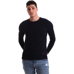 textil Hombre Jerséis Gaudi 921BU53036 Azul