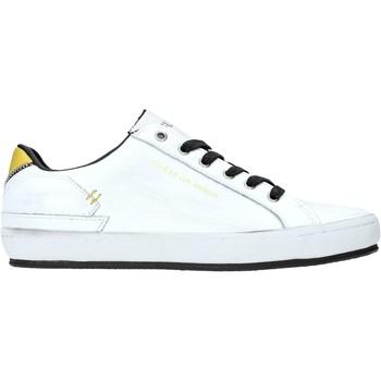 Zapatos Hombre Zapatillas bajas Guess FM7MIR LEA12 Blanco