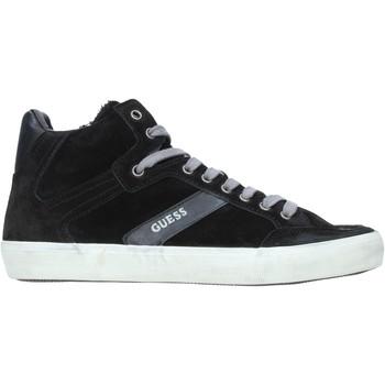 Zapatos Hombre Zapatillas altas Guess FM8STA SUE12 Negro