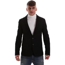 textil Hombre Chaquetas / Americana Antony Morato MMJA00407 FA100130 Negro