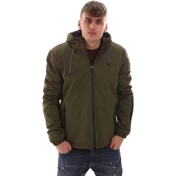 textil Hombre cazadoras Invicta 4431570/U Verde