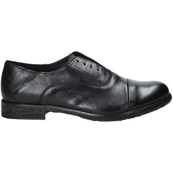 Zapatos Hombre Derbie Exton 3102 Negro