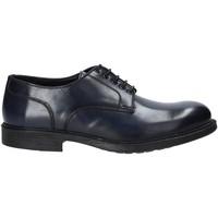 Zapatos Hombre Derbie Rogers 6500_4 Azul