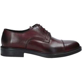 Zapatos Hombre Derbie Rogers 1001_4 Rojo