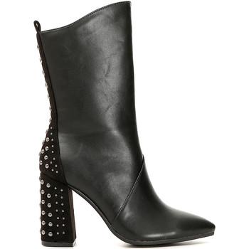 Zapatos Mujer Botas urbanas Café Noir MA944 Negro