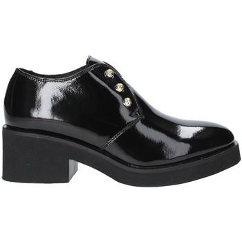 Apepazza 9FSTN20 Negro - Zapatos Mocasín Mujer 6495