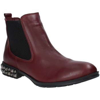 Zapatos Mujer Botines Bueno Shoes 9M3402 Rojo