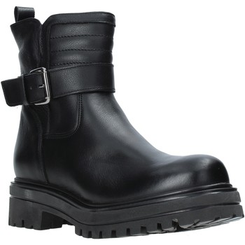 Zapatos Mujer Botas de caña baja Pregunta IAL24420BT Negro