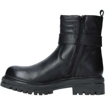 Pregunta IAL24420BT Negro - Zapatos Botas de caña baja Mujer 4890