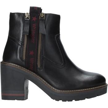 Zapatos Mujer Botines Wrangler WL92602A Negro