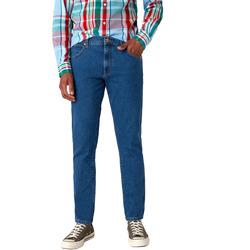 textil Hombre Vaqueros slim Wrangler W18SHR36B Azul