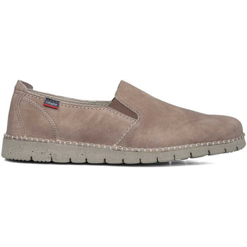 Zapatos Hombre Slip on CallagHan 84701 Beige