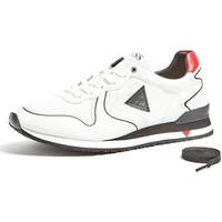 Zapatos Hombre Zapatillas bajas Guess FM5NGL LEL12 Blanco