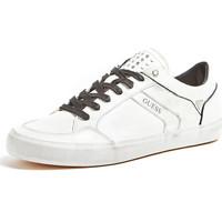 Zapatos Hombre Zapatillas bajas Guess FM5STA LEA12 Blanco