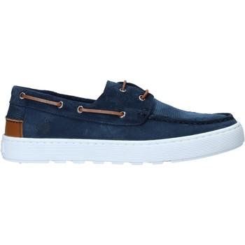 Zapatos Hombre Zapatos náuticos Lumberjack SM69802 001 A01 Azul