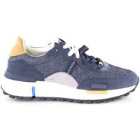 Zapatos Hombre Zapatillas bajas Wrangler WM01123A Azul