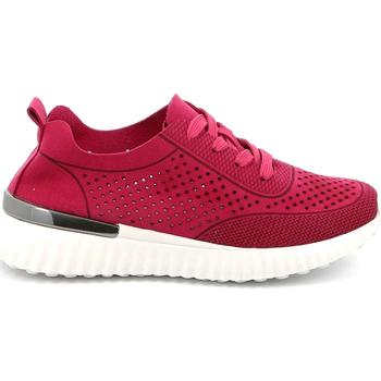 Zapatos Mujer Zapatillas bajas Grunland SC4906 Rosado