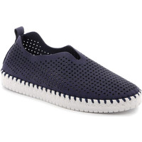 Zapatos Mujer Slip on Grunland SC4910 Azul