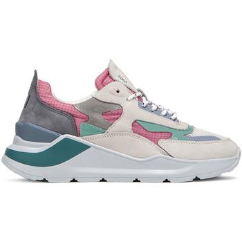 Zapatos Mujer Zapatillas bajas Date W321-FG-NK-PK Rosado