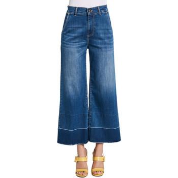 textil Mujer Vaqueros bootcut Gaudi 011BD26030 Azul