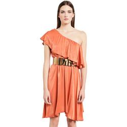 textil Mujer Vestidos cortos Denny Rose 011ND15020 Naranja
