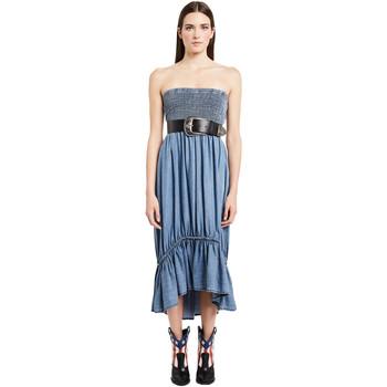 textil Mujer Vestidos largos Denny Rose 011ND16002 Azul