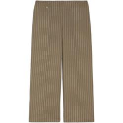 textil Mujer Pantalones fluidos NeroGiardini E060151D Verde