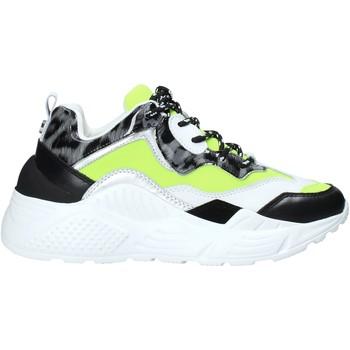 Zapatos Mujer Deportivas Moda Steve Madden SMPANTONIA-NYEL Amarillo