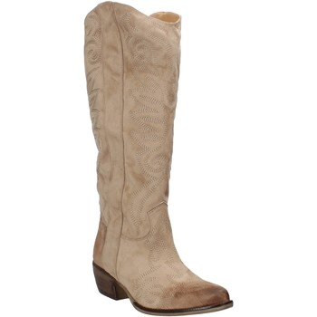 Grace Shoes 544104 Beige - Zapatos Botines Mujer 19500
