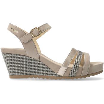 Zapatos Mujer Sandalias Mephisto P5132933 Beige