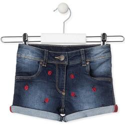 textil Niños Shorts / Bermudas Losan 016-6010AL Azul